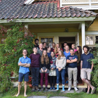 Human Life History Group Project Meeting 2016 Finland Photo by Esko Pettay