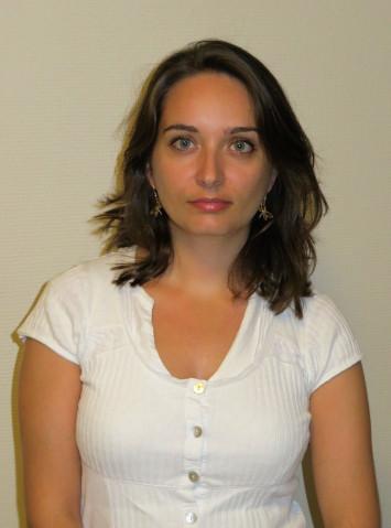 Vérane Berger, Post Doctoral Researcher